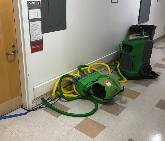 Commercial Water Damage  in Palo Alto