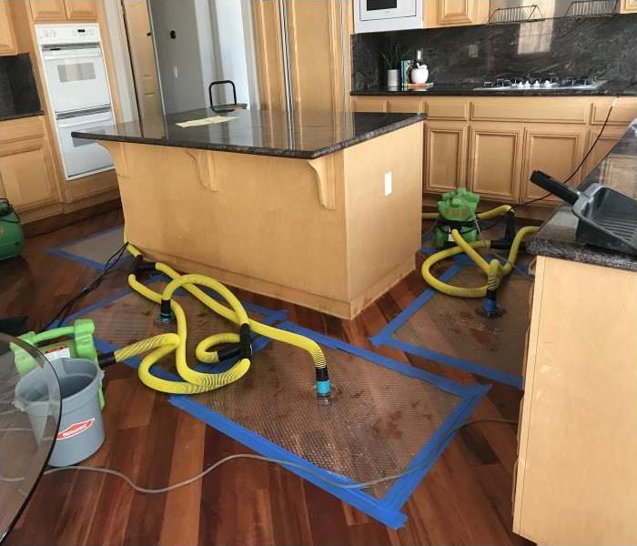Water Damage Disaster In San Jose