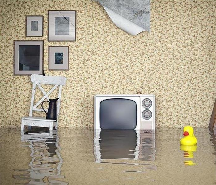 Water Damage What to Do is your personal belongings have been damaged by water